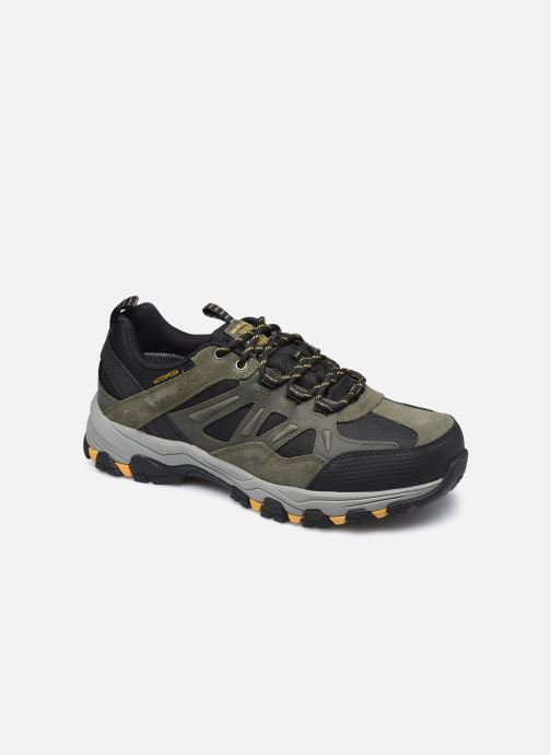 Chaussures de sport Skechers Selmen Enago Noir vue détail/paire