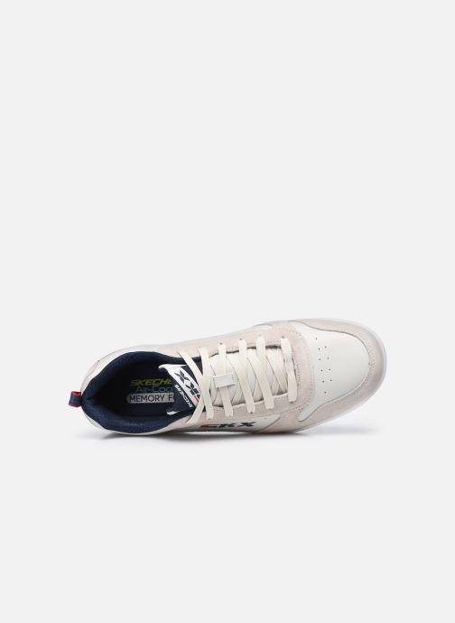 Sneaker Skechers Endour Stallinger beige ansicht von links