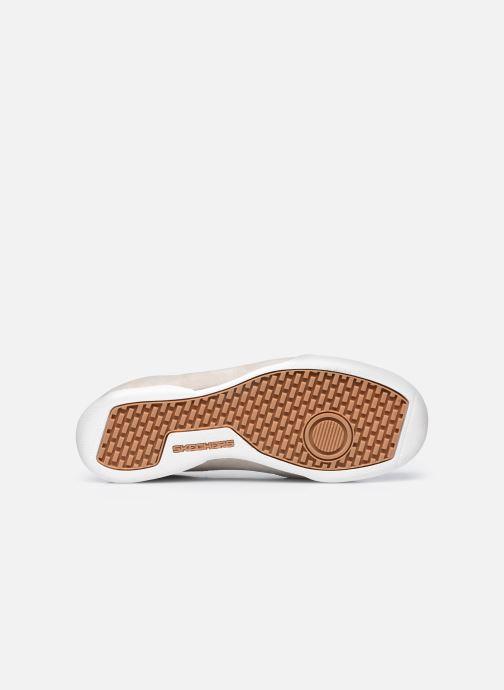 Sneaker Skechers Endour Stallinger beige ansicht von oben