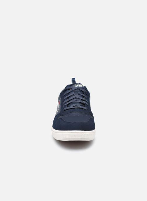 Sneaker Skechers Endour Stallinger weiß schuhe getragen