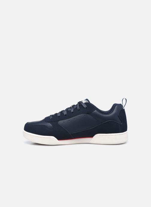 Sneaker Skechers Endour Stallinger weiß ansicht von vorne