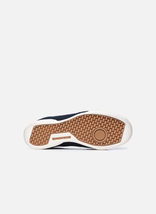 Sneaker Skechers Endour Stallinger weiß ansicht von oben