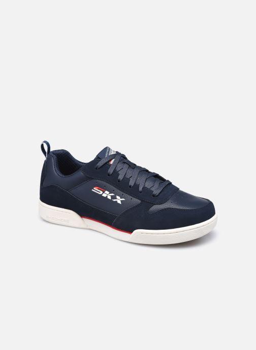 Sneaker Skechers Endour Stallinger weiß detaillierte ansicht/modell