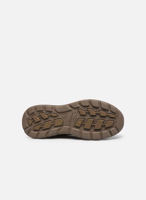 Chaussures à lacets Skechers Arch Fit Motley Hosco Marron vue haut