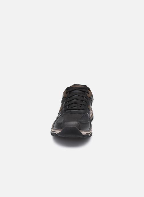 Sneaker Skechers Romago - Elmen schwarz schuhe getragen