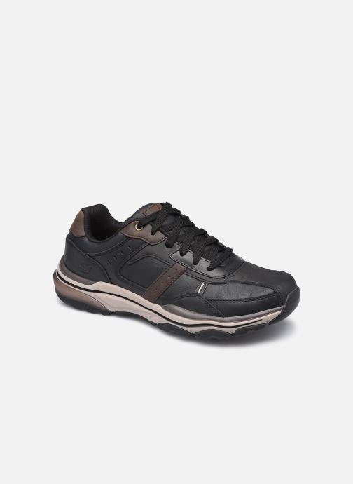 Sneaker Skechers Romago - Elmen schwarz detaillierte ansicht/modell