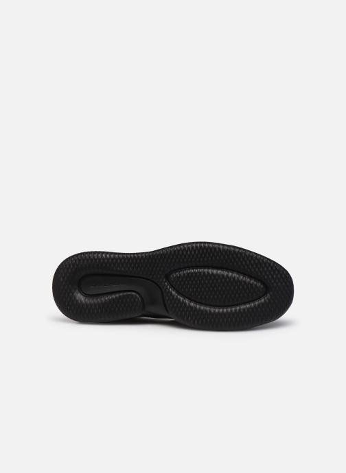 Zapatos con cordones Skechers Darlow Pace Negro vista de arriba