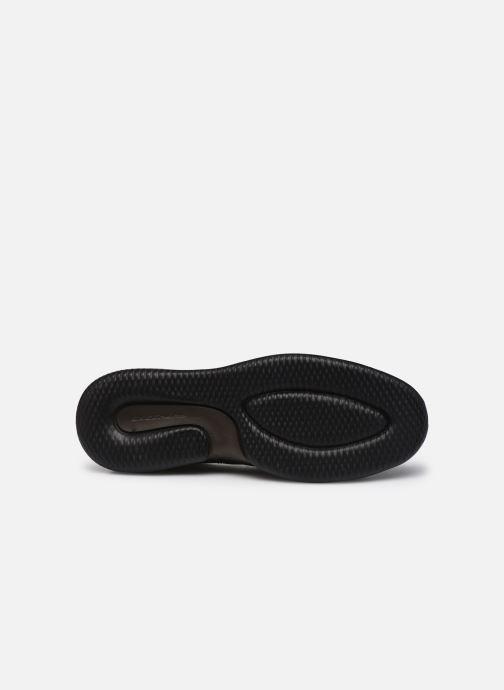 Zapatos con cordones Skechers Darlow Pace Marrón vista de arriba