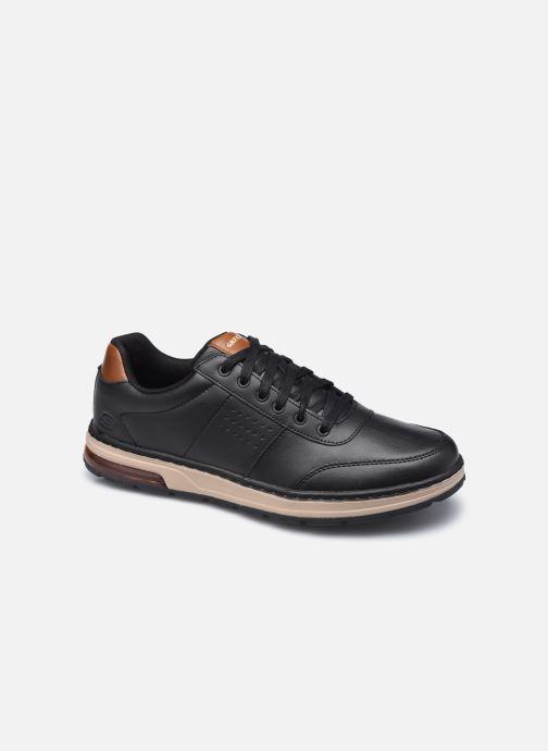 Sneakers Skechers Evenston Low Nero vedi dettaglio/paio