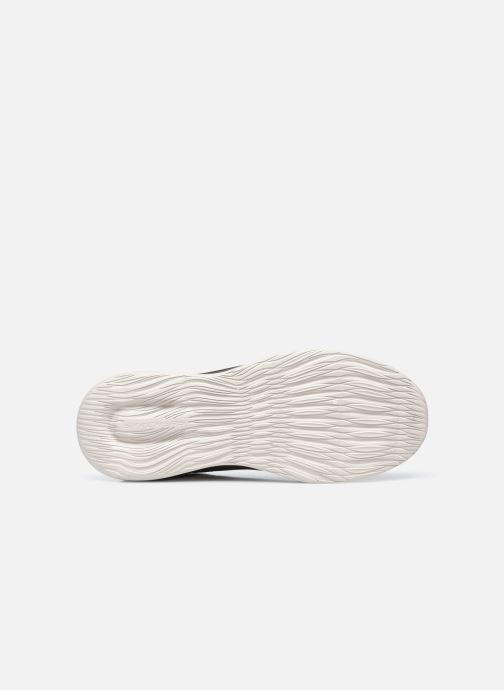 Sneaker Skechers Delson 2.0 Planton braun ansicht von oben