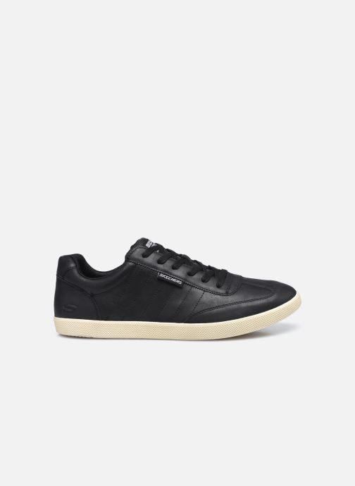 Sneaker Skechers Placer-Breacher schwarz ansicht von hinten