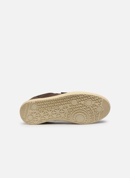 Baskets Skechers Placer-Breacher Marron vue haut