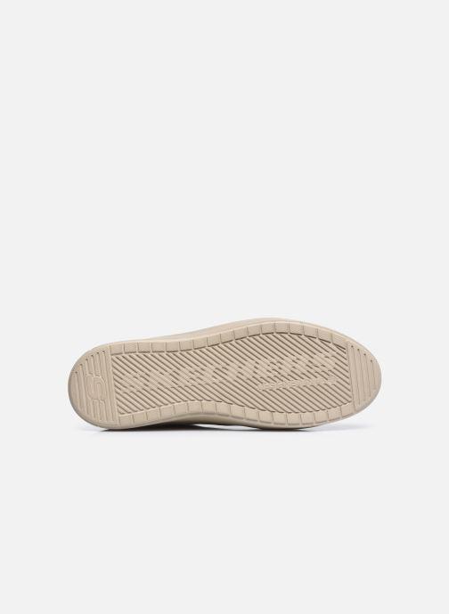 Sneaker Skechers Viewport braun ansicht von oben