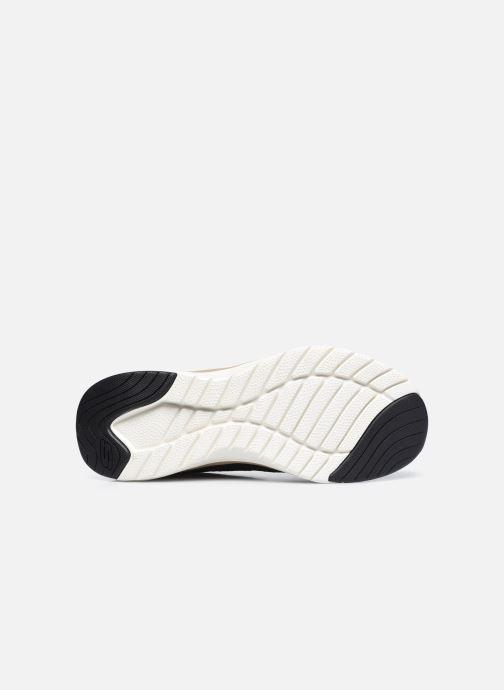 Baskets Skechers ULTRA GROOVE-ROYAL DRAGOON Noir vue haut