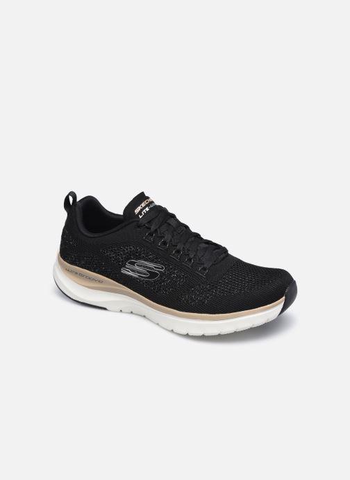 Sneaker Skechers ULTRA GROOVE-ROYAL DRAGOON schwarz detaillierte ansicht/modell