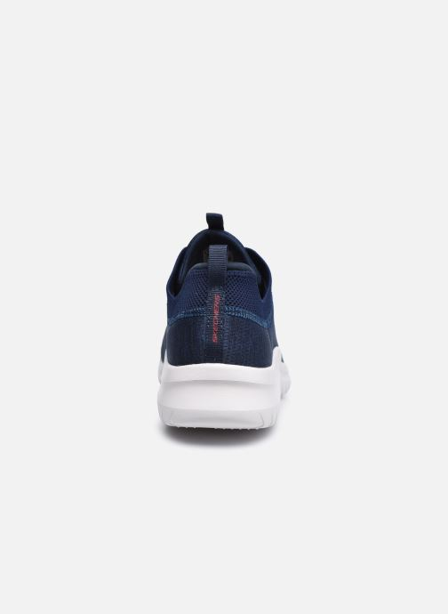 Sneaker Skechers ULTRA FLEX 2.0-FEDIK blau ansicht von rechts