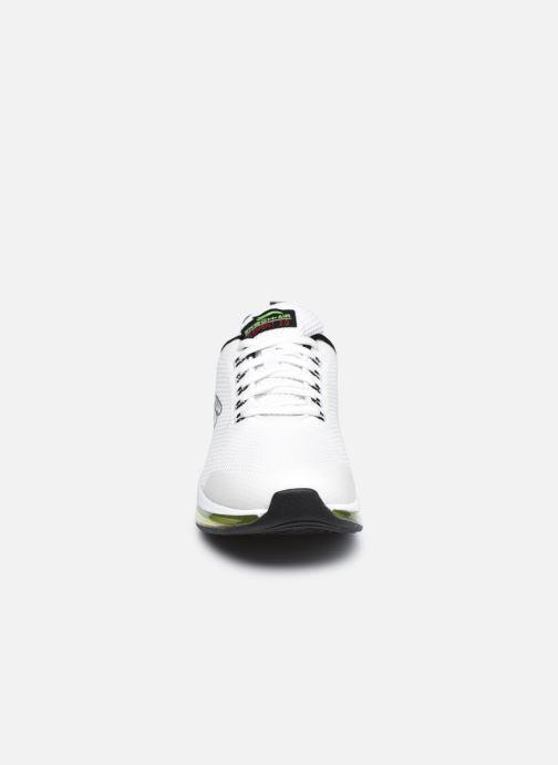 Baskets Skechers SKECH-AIR ELEMENT 2.0-LOMARC Blanc vue portées chaussures