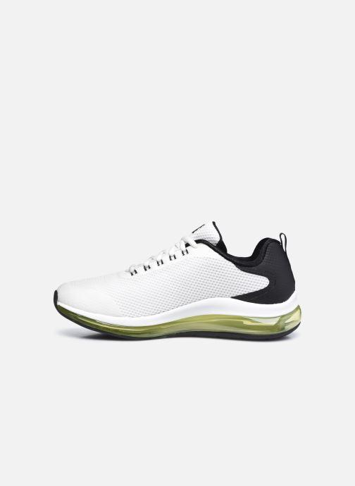 Sneakers Skechers SKECH-AIR ELEMENT 2.0-LOMARC Bianco immagine frontale