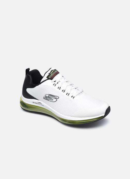 Baskets Skechers SKECH-AIR ELEMENT 2.0-LOMARC Blanc vue détail/paire