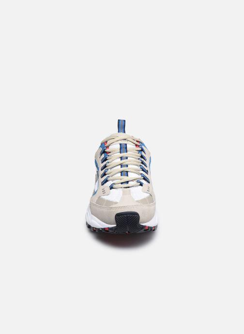 Sneakers Skechers STAMINA-CUTBACK Bianco modello indossato