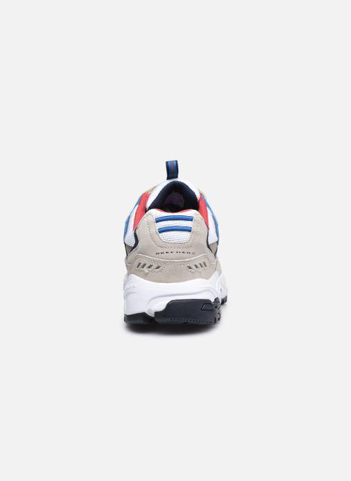 Sneakers Skechers STAMINA-CUTBACK Bianco immagine destra