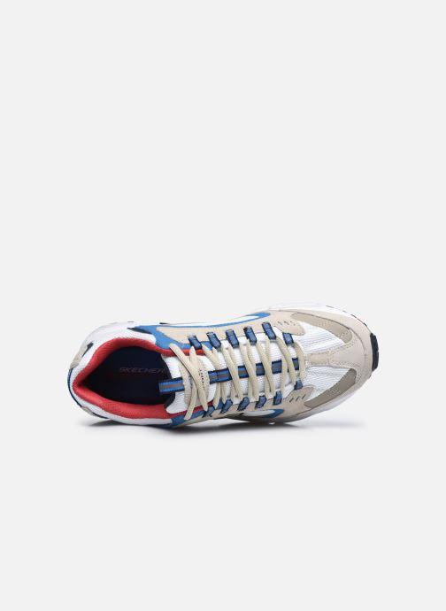 Sneakers Skechers STAMINA-CUTBACK Bianco immagine sinistra