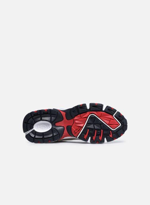 Sneakers Skechers STAMINA-CUTBACK Bianco immagine dall'alto