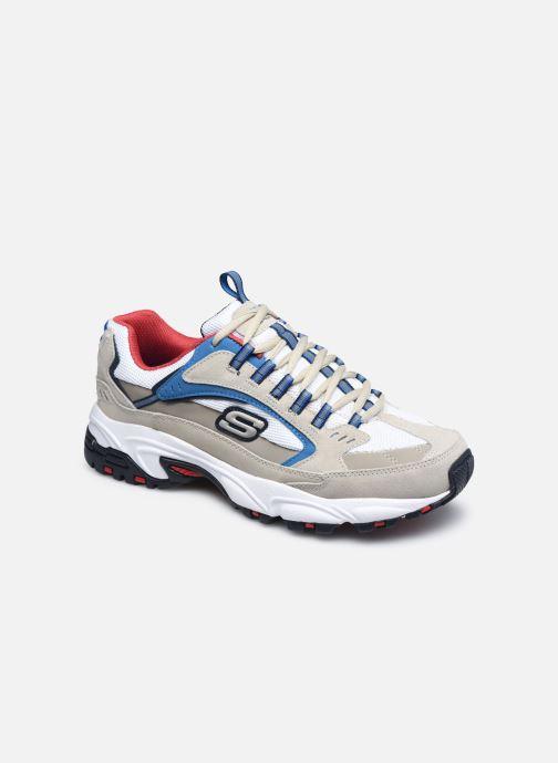 Sneakers Skechers STAMINA-CUTBACK Bianco vedi dettaglio/paio