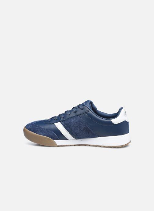 Sneaker Skechers ZINGER-SCOBIE blau ansicht von vorne
