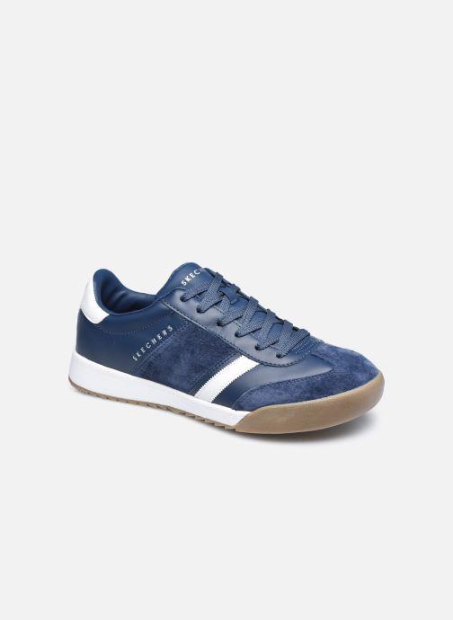 Sneaker Skechers ZINGER-SCOBIE blau detaillierte ansicht/modell