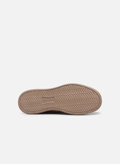 Sneaker Skechers MORENO-PENCE braun ansicht von oben