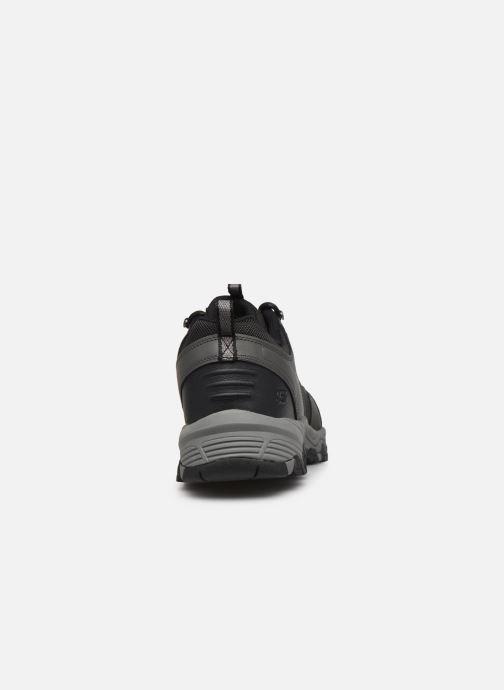 Sneakers Skechers SELMEN-HELSON Nero immagine destra