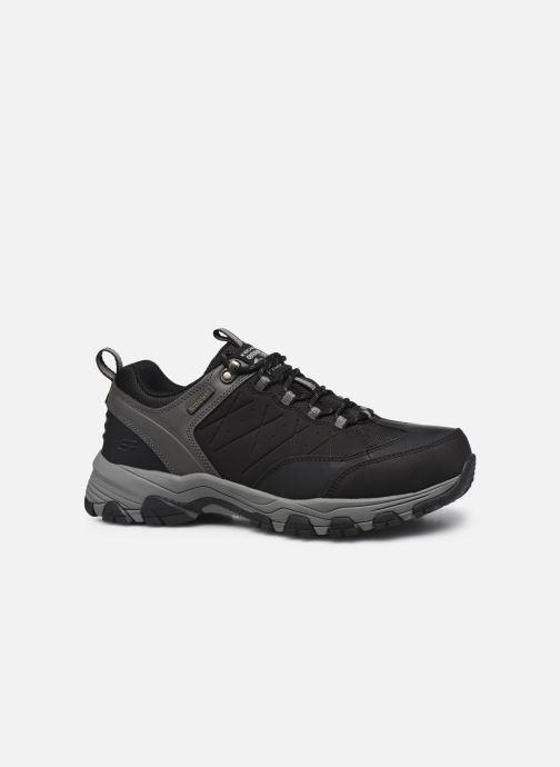 Sneakers Skechers SELMEN-HELSON Nero immagine posteriore