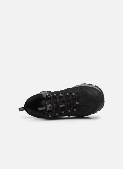 Sneakers Skechers SELMEN-HELSON Nero immagine sinistra