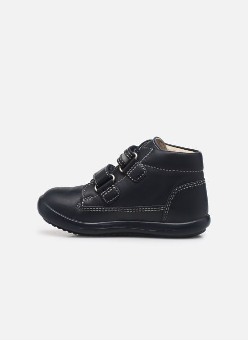 Stiefeletten & Boots Kickers Kikool blau ansicht von vorne