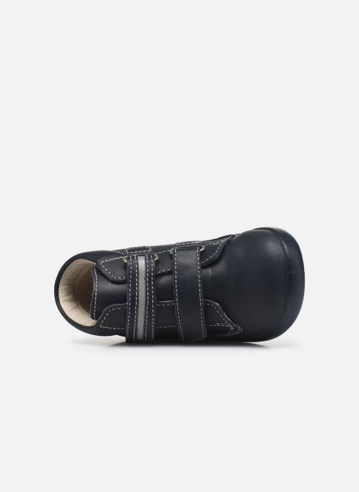 Stiefeletten & Boots Kickers Kikool blau ansicht von links