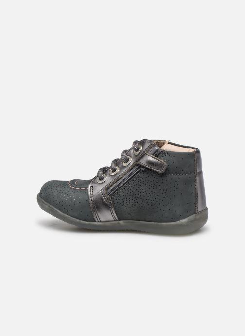 Stiefeletten & Boots Kickers Be Power grau ansicht von vorne