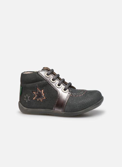 Stiefeletten & Boots Kickers Be Power grau ansicht von hinten