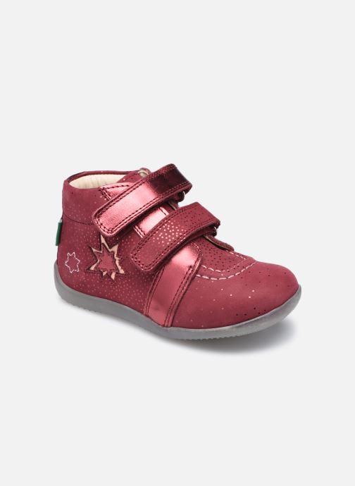 Stiefeletten & Boots Kickers Banggy weinrot detaillierte ansicht/modell