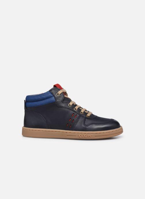 Sneakers Kickers Tackflo Azzurro immagine posteriore