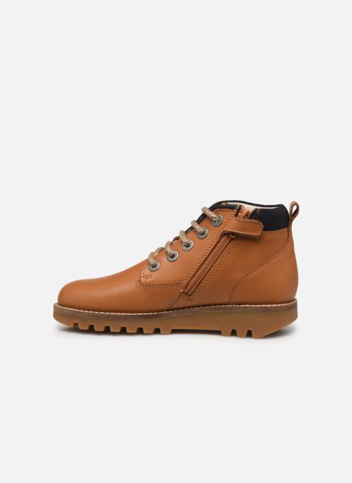 Bottines et boots Kickers Newnobo Marron vue face