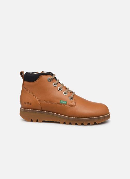 Bottines et boots Kickers Newnobo Marron vue derrière