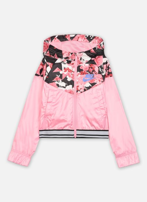 Vêtements Nike Nike Sportswear AOP Windrunner Jacket Rose vue détail/paire