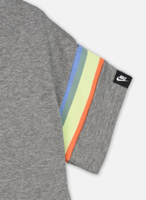 Vêtements Nike Nike Sportswear Heritage Ss Dress Gris vue face