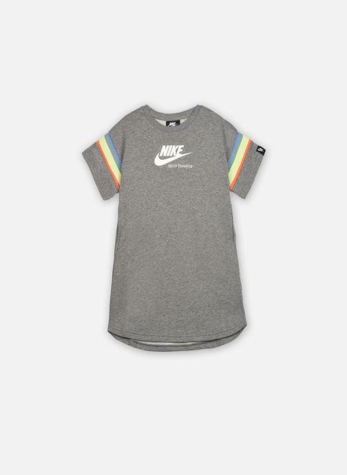 Robe midi - Nike Sportswear Heritage Ss Dress