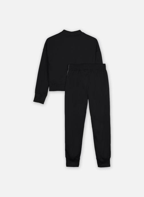 Vêtements Nike Nike Sportswear Trk Suit Tricot Noir vue portées chaussures