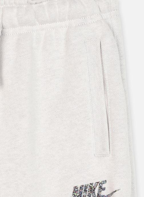 Vêtements Nike Nike Sportswear Fleece Bottom Zero Blanc vue face