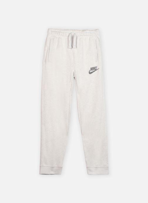 Vêtements Nike Nike Sportswear Fleece Bottom Zero Blanc vue détail/paire