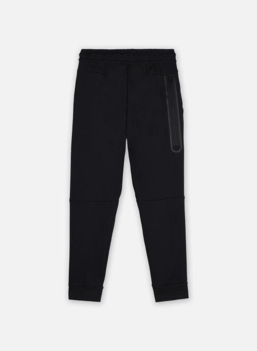 Vêtements Nike Nike Sportswear Tch Flc Pant Noir vue portées chaussures