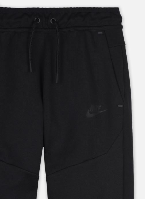 Vêtements Nike Nike Sportswear Tch Flc Pant Noir vue face